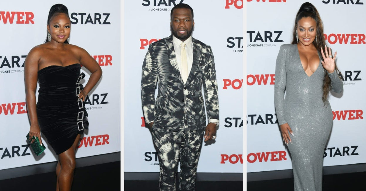 """Here's What Everyone Wore On The """"Power"""" Season Premiere Red Carpet"""