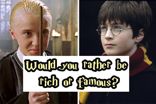 Are You More Slytherin Or Gryffindor ...