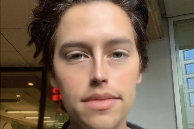 Cole Sprouse Just Trolled People Who ...