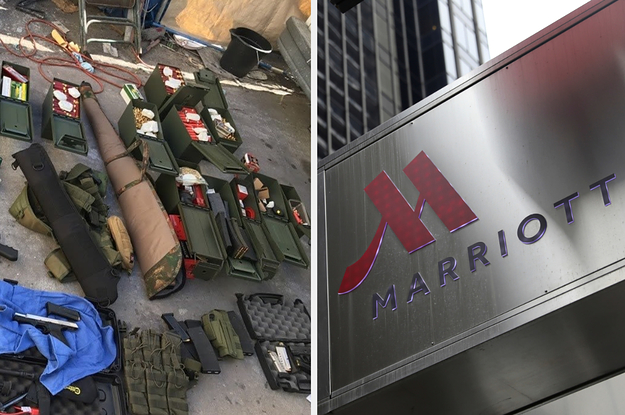 A Marriott Cook Was Arrested For Allegedly Threatening To Carry Out A Mass Shooting At The Hotel