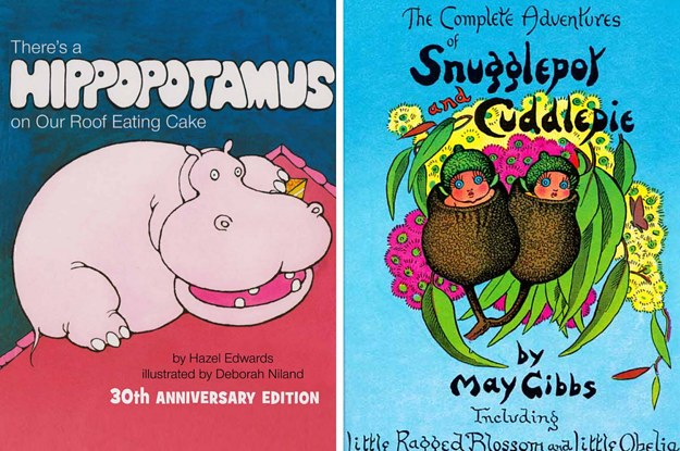 17 Books From Your Aussie Childhood That You've ...