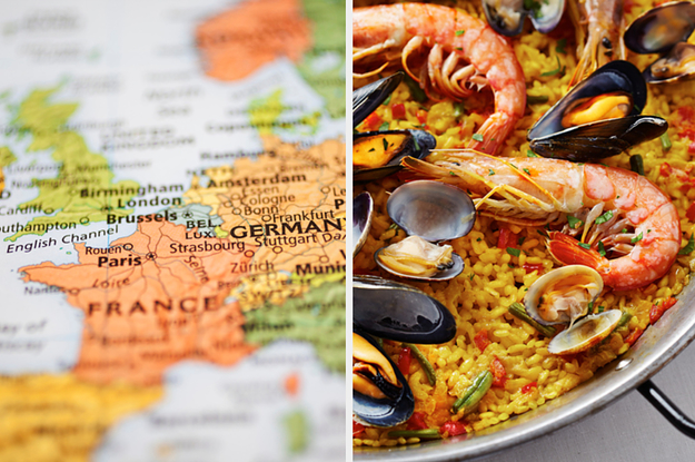 Are Your Food Habits Secretly European?