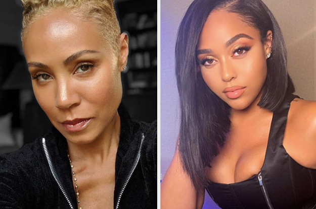 Jada Smith Revealed She Almost Didn't Go Through With The Jordyn Woods Tell-All Interview