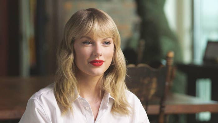 Taylor Swift Will Re-Record Her First Five Albums Beginning In 2020