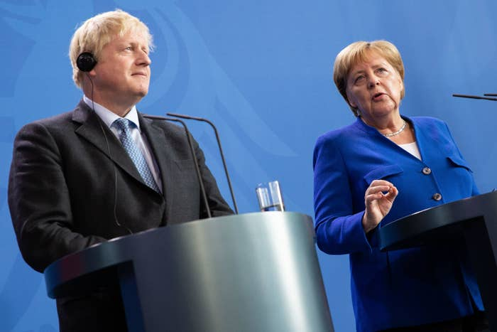 Germany Has Told Britain Its Food Producers Might Not Bother Exporting To It After A No-Deal Brexit