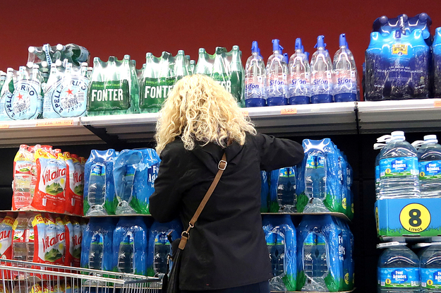 Microplastics Are In Most Bottled Water But The WHO Says They're Not A Health Risk — For Now