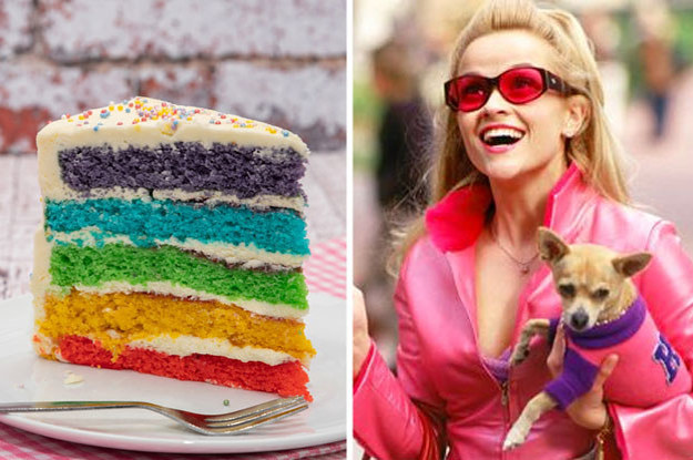 Eat Some Food In Every Color And We'll Reveal Your Sexiest Physical Attribute