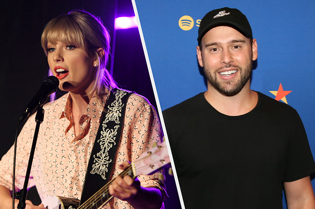 Taylor Swift Announced She'll Rerecord Her ...