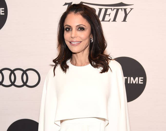 """Bethenny Frankel Is Leaving """"RHONY"""" And Fans Are Having A Meltdown"""