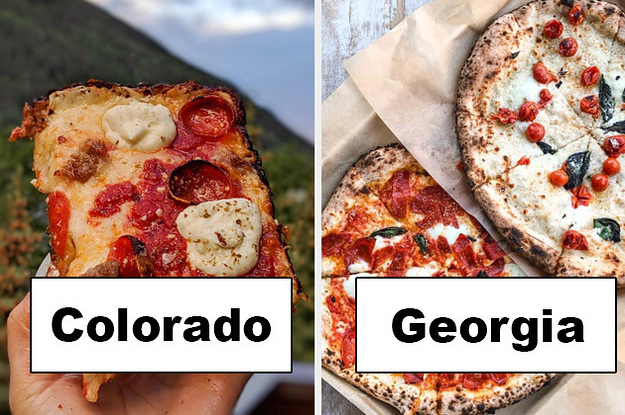 50 Pizzas To Eat In Every State, ...