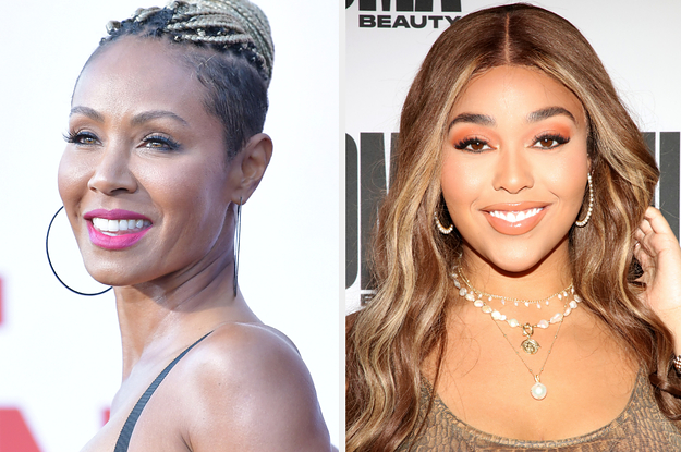 "Jada Pinkett Smith Revealed That Drama ""Behind The Scenes"" Was The Reason She Did The Jordyn Woods Tell-All Interview"