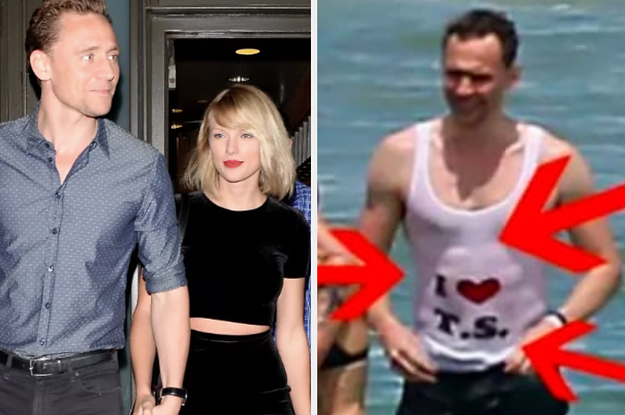 Tom Hiddleston Kinda Shaded Taylor Swift ...