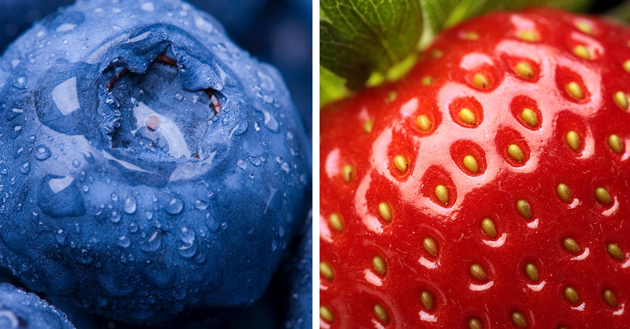 This Berry Quiz Has Only 10 Questions, And I Bet You Can't Get 8 Correct