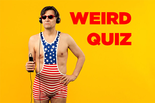 These Six Questions Are Random And A Little Weird, But They'll Tell Us A Lot About You