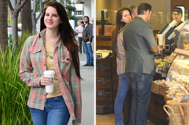Lana Del Rey, Noted Starbucks Fan, Says ...