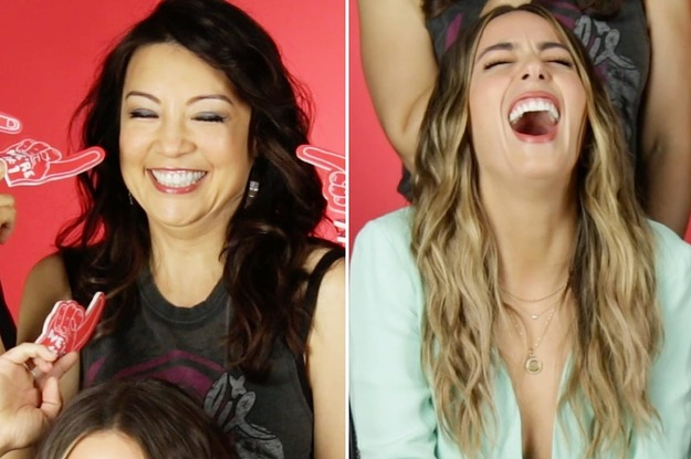 """The """"Agents Of S.H.I.E.L.D."""" Cast Revealed That Ming-Na Wen Is The Queen Of Napping On Set"""