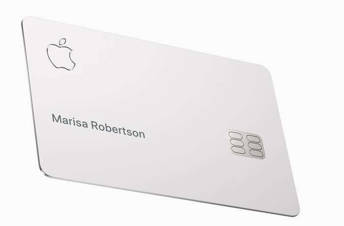 "Apple Says The ""Apple Card"" Shouldn't Come In Contact With Leather Or Denim And People Got JOKES"