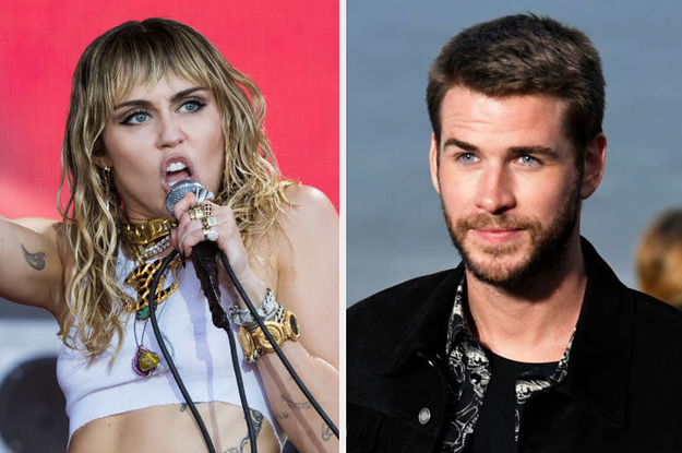In An Epic Twitter Thread, Miley Cyrus Denied Being Unfaithful To Liam Hemsworth In Their Marriage