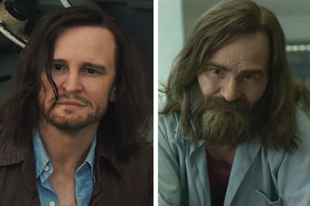 The Same Actor Played Charles Manson In