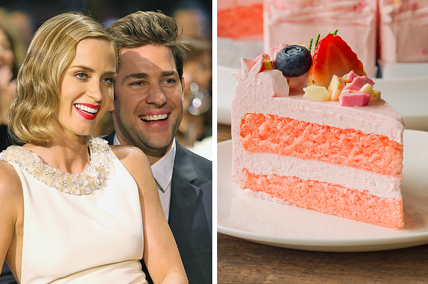Taste Some Wedding Cakes And We'll Reveal What Your Future Husband Will Be Like