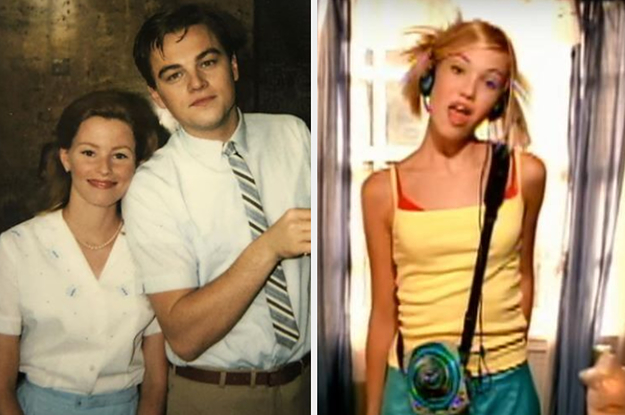 12 Celebrity #TBT Photos You Might Not Have Seen This Week