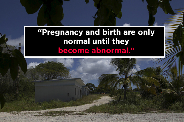 Women With Pregnancy Complications On Nauru Waited For Days While Lawyers Fought Over Their Medical Care