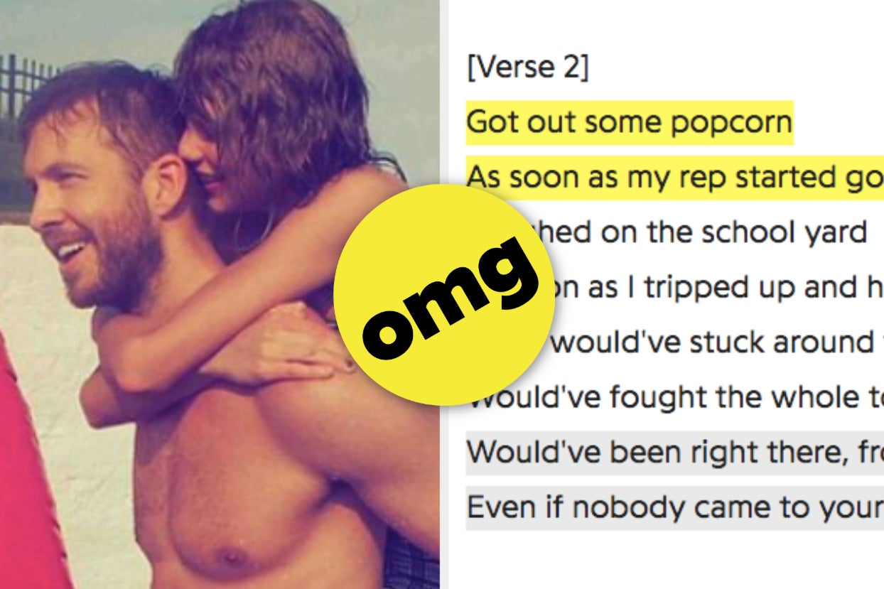 Taylor Swift May Have Just Thrown Serious ...