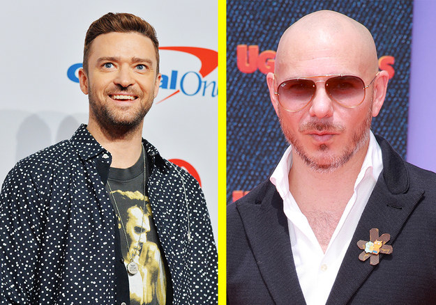 Are These 11 Celebrities Younger Or Older Than Pitbull?