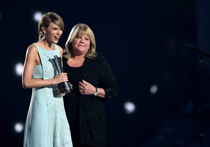 Taylor Swift Wrote A Beautiful Song About Her Mother's Cancer Battle