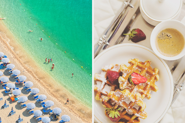 Plan A Beach Vacation And We'll Reveal What Life Has In Store For You