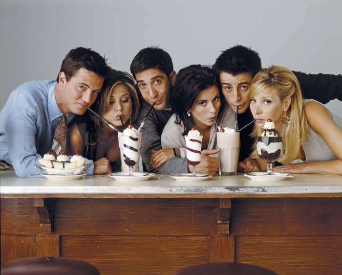 "Jennifer Aniston Was Almost Written Off Of ""Friends,"" But NBC Saved Her With A Sneaky Plan"