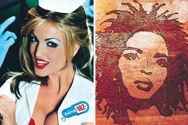 Si eres millennial estas portadas de discos te regresarán a tu infancia