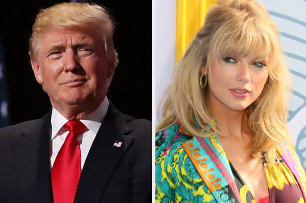 """Taylor Swift Slammed Trump As An Autocrat Who Uses """"The Dirtiest Tricks In The Book"""""""