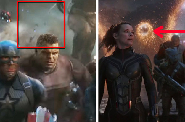 "15 Small ""Avengers: Endgame"" Details That Deserve A Large Round Of Applause"