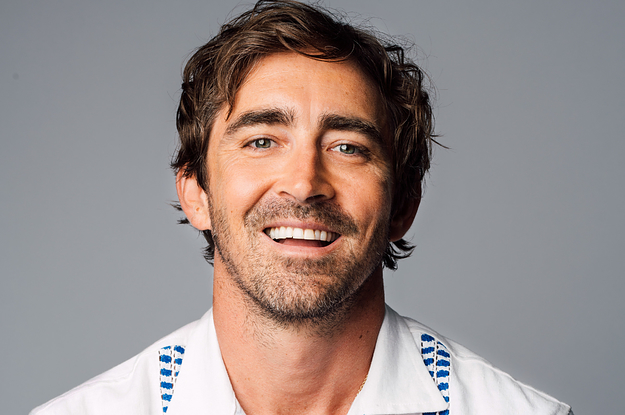 """Lee Pace Opened Up About Coming Out — And A """"Pushing Daisies"""" Reboot"""