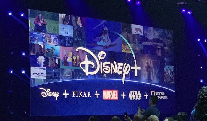 Here's Everything We Learned During The Disney+ Presentation At The D23 Expo