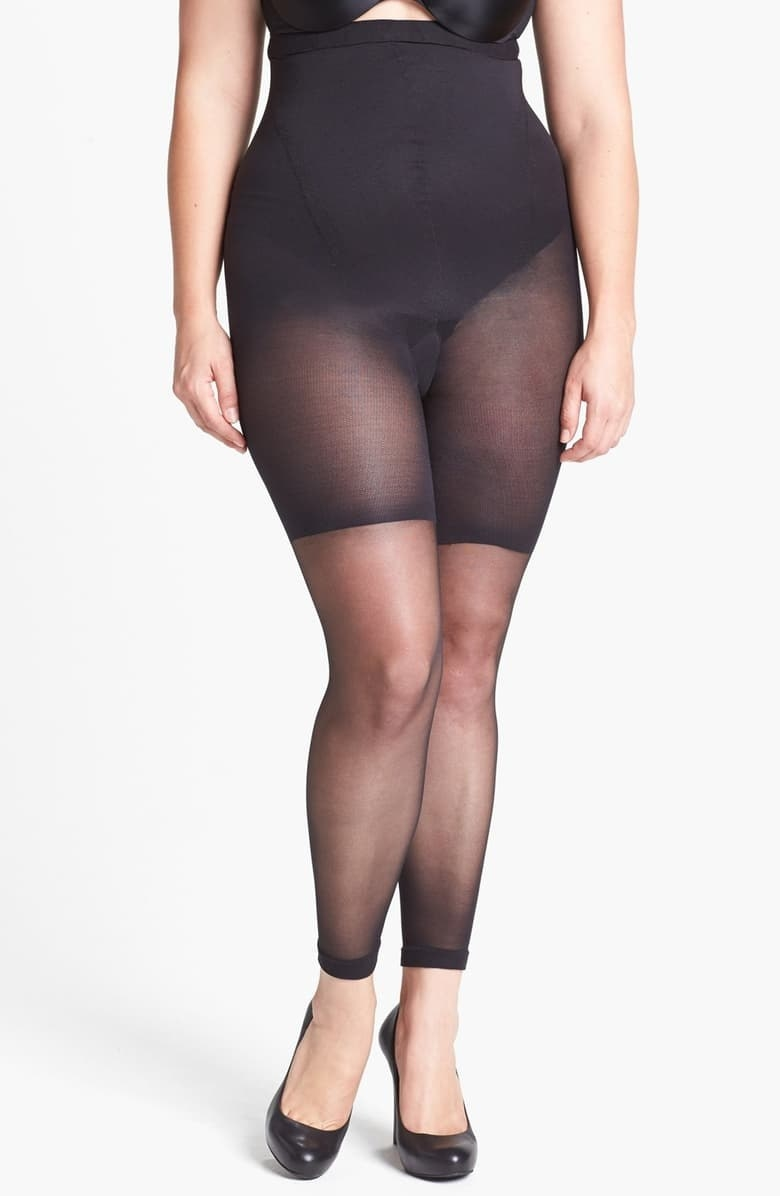 the tights in black
