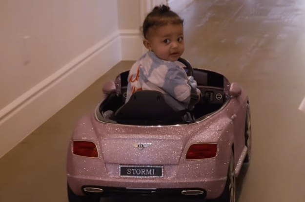 Obviously, Stormi Webster Is The Star Of Travis Scott's Netflix Doc