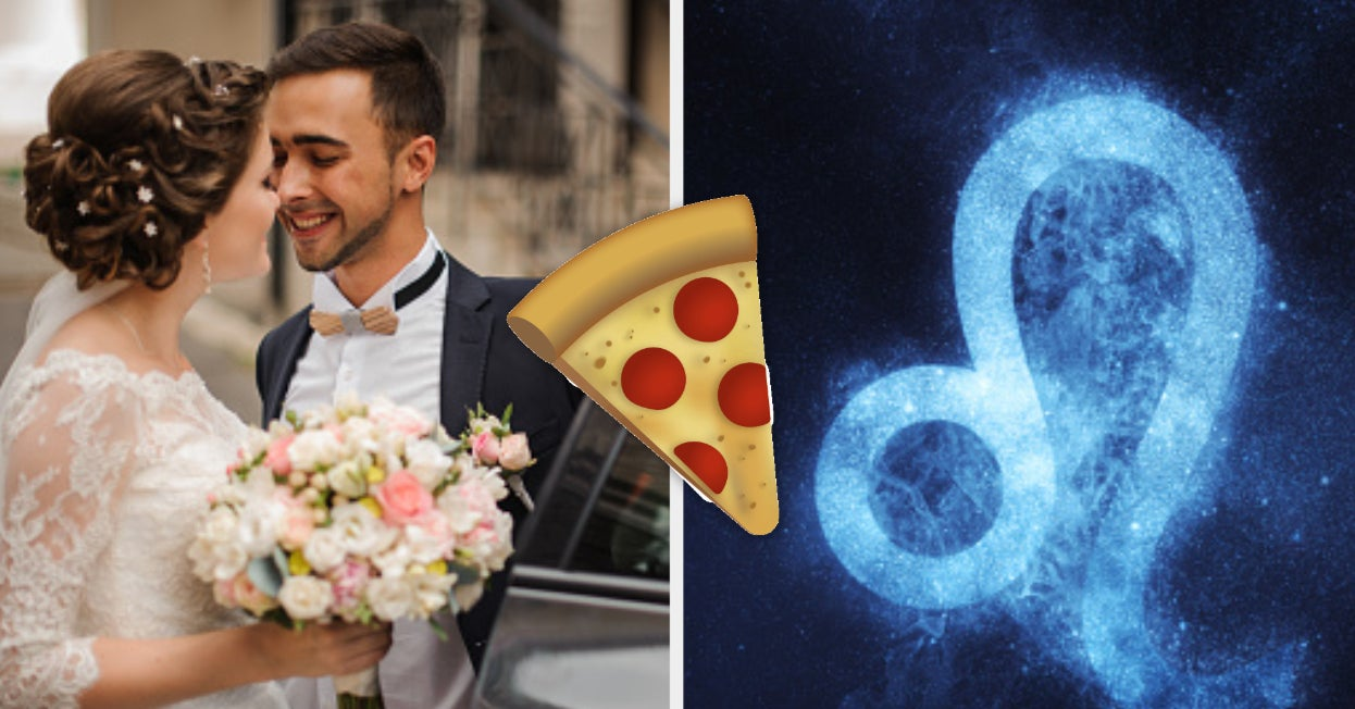 Your Pizza Preferences Will Reveal The Zodiac Sign Of Your Future Spouse