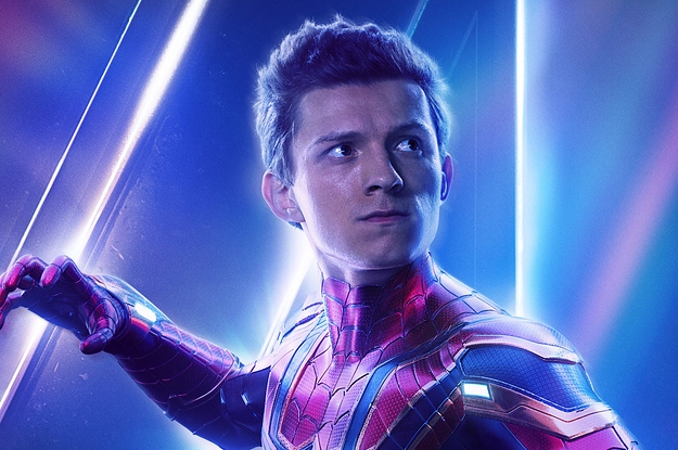"Tom Holland Said He's Had A ""Crazy Week"" Because Of The News Spider-Man Will Leave The MCU"