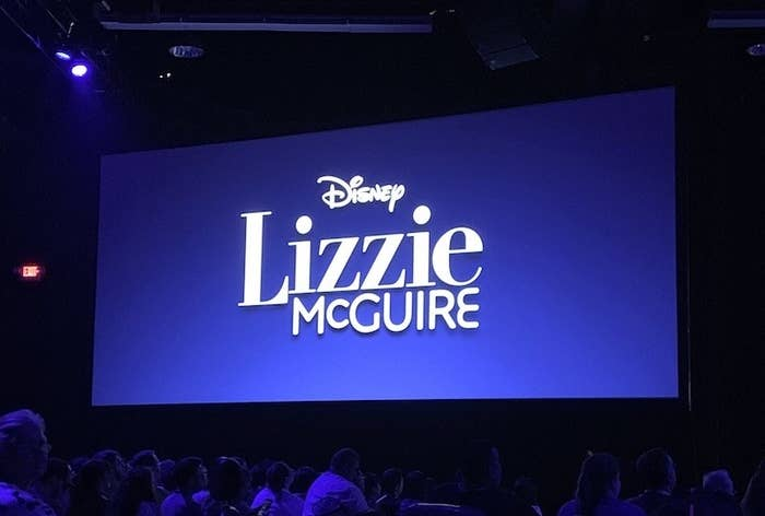 "Hilary Duff Is Coming Back As ""Lizzie McGuire"" In A New Disney+ Series"