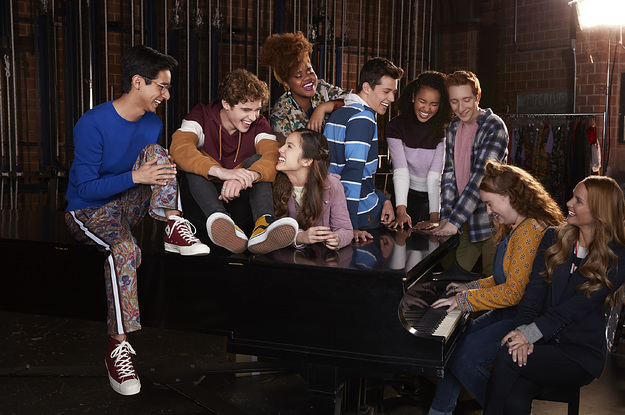"""12 Fun Facts About The Cast Of """"High School Musical: The Musical: The Series"""""""