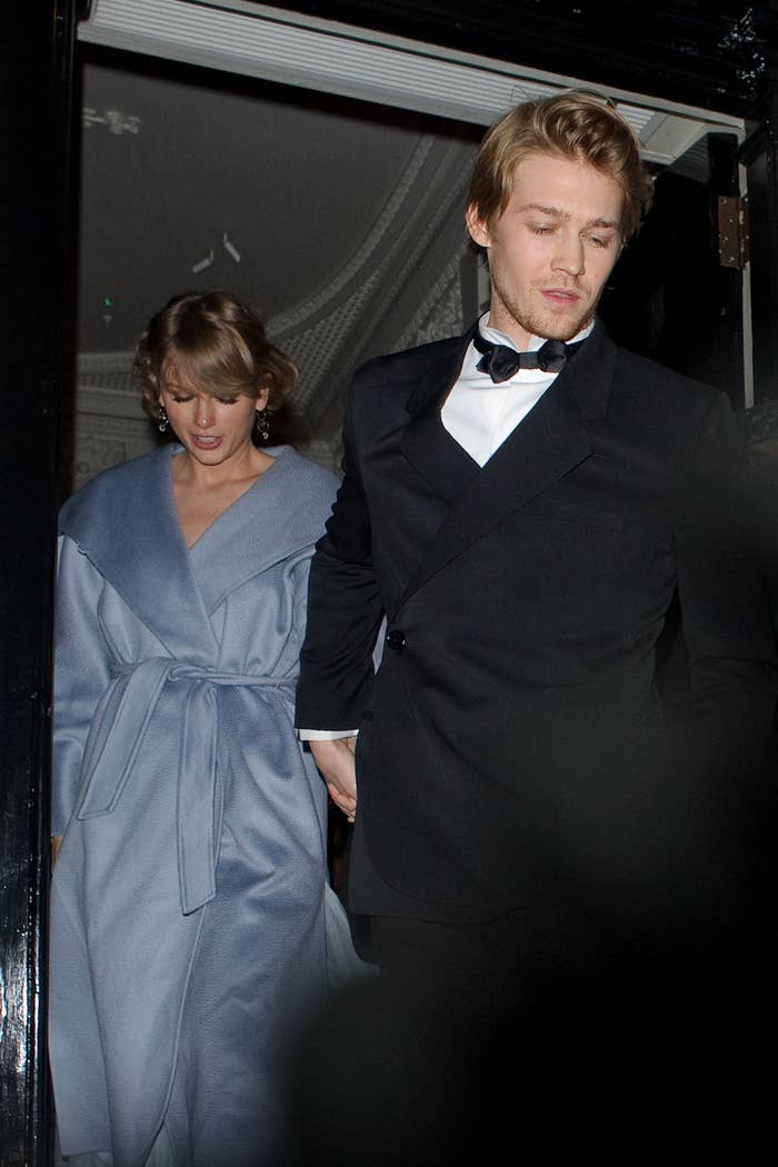 "Taylor Swift Wants You To Know Her Relationship With Joe Alwyn Is ""Not Up For Discussion,"" OK?"