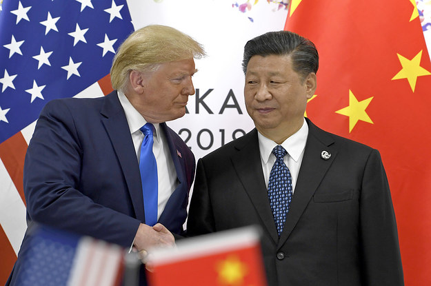 """Trump Ordered US Companies To Leave China And Come Back """"Home."""" They Aren't."""