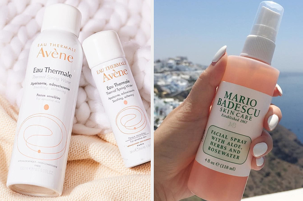 8 Of The Best Face Mists You Can Get On Amazon