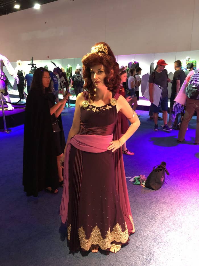 Cosplayers Tell Us About Their Disney Cosplay At D23