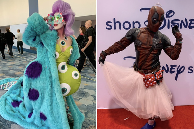 39 Of The Best Cosplay Costumes From The 2019 D23 Expo