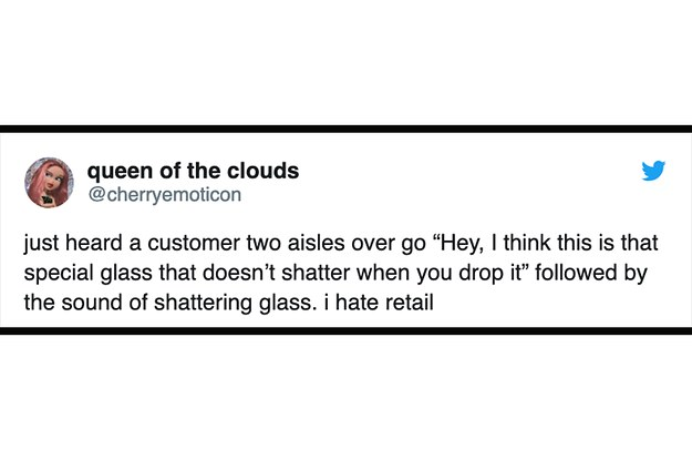 18 Retail Customers Who Made Early Reservations For A Spot In Hell
