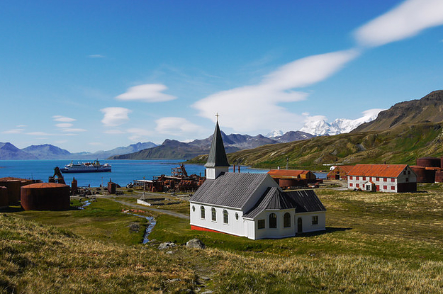 14 Ghost Towns And Cities Around The World You Can Visit
