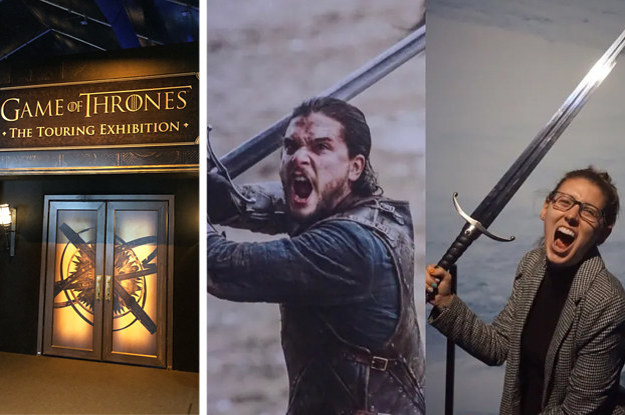 "We Went To The ""Game Of Thrones"" Touring Exhibition In Belfast And Here's What You Can Expect"